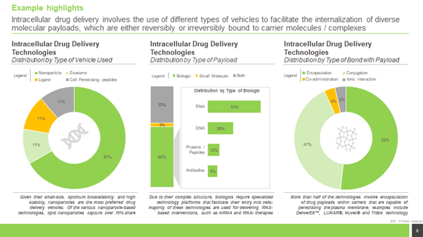 Intracellular delivery technologies – solution to undruggable targets