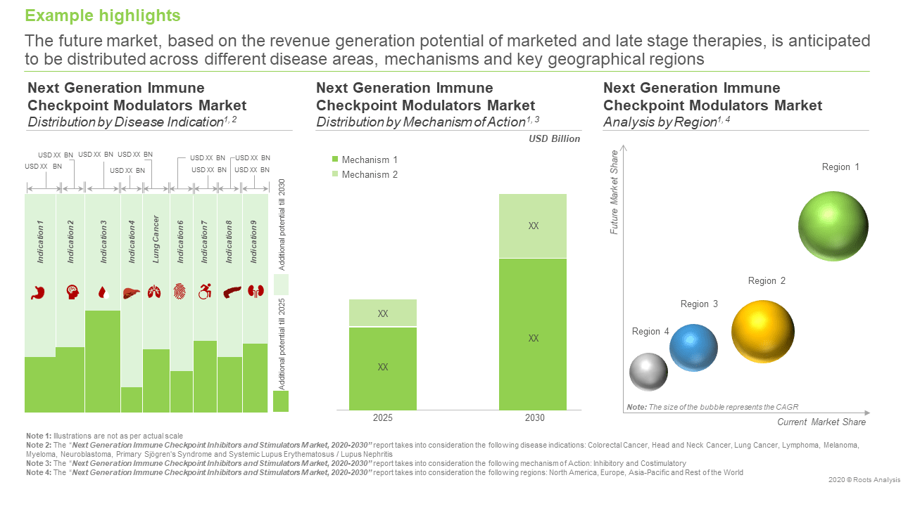 Next Generation Immune Checkpoint Inhibitors and Stimulators - Market Forecast